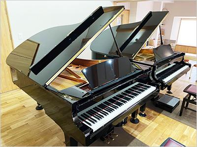 かほく市高松ピアノ教室 ヤマハグランドピアノC3C5