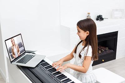 かほく市ピアノ教室オンラインレッスン